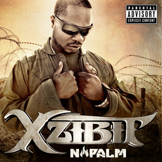 Xzibit Napalm Cover